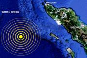 Sabang Diguncang Gempa 6,0 SR Minggu Malam