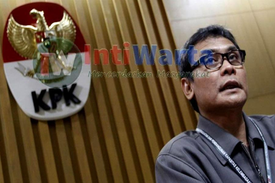 Johan Budi Mundur Dari Jabatan Jubir KPK