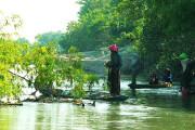 Sungai Dukung Peradaban Bangsa Indonesia