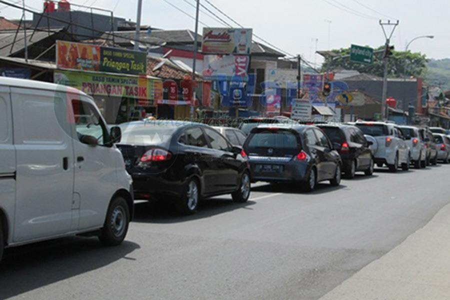 Waspada...!!! Titik Kemacetan Hari Kedua Lebaran