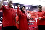 PDIP Resmi Calonkan Risma Dan Whisnu