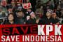 Aksi Save KPK Masih Berlangsung Malam Ini