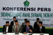 Menag Tetapkan 1 Syawal, 17 Juli 2015