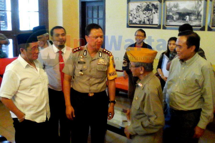 Didesak Alasan SP3 Kasus KBS, Polisi Bengong