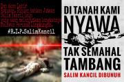 Walhi : Pembunuhan Salim Kancil Direncanakan