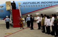 Pantau Asap, Jokowi Berkantor Di Kabupaten OKI