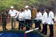 Jokowi Pantau Kanal Lahan Gambut