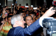 Jokowi Ajak PM Australia Ke Tanah Abang