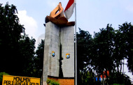 Ratusan Warga Siap Bersihkan Monumen Polisi