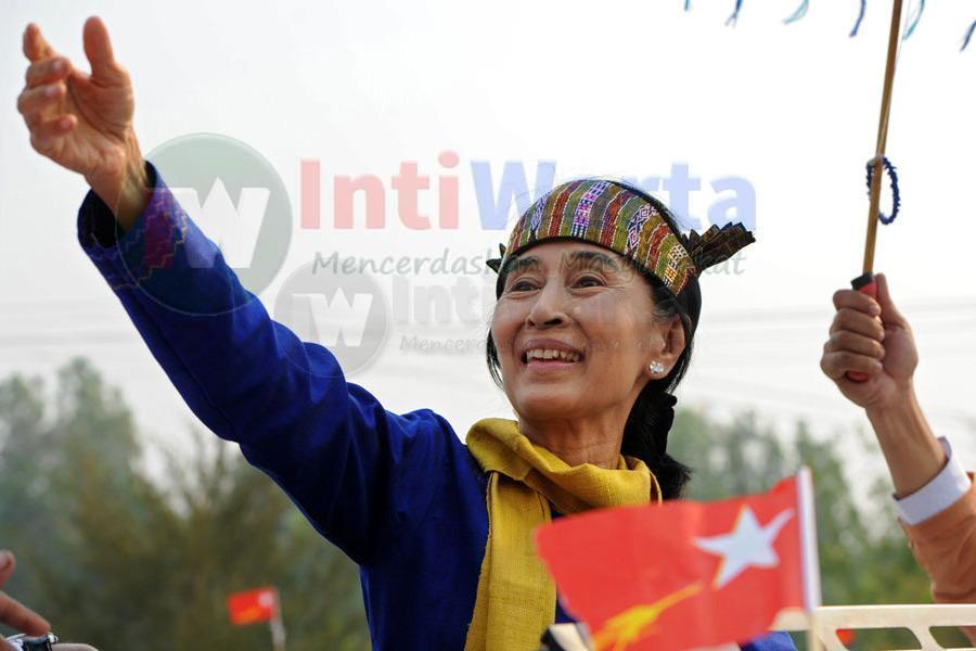 Pemilu Myanmar Jadi Penentuan Suu Kyi