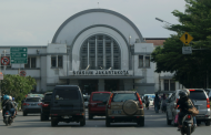 Usai Imlek, Jalanan Jakarta Padat