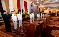 Dua Menteri Hadiri Pelantikan Kepala Daerah Se-Jawa Timur