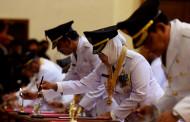 Risma Resmi Walikota Surabaya