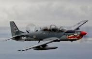 Pesawat Tucano Yang Jatuh Sedang Uji Terbang