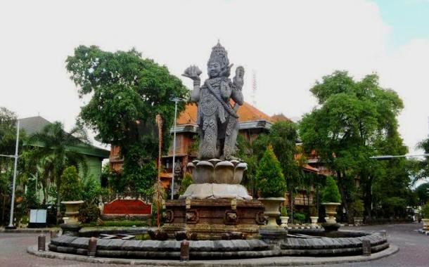 Bali Senyap Ditinggal Nyepi Umat Hindu