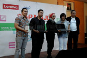 Lenovo Ciptakan Pengusaha Muda Lewat