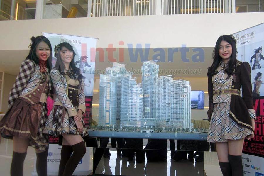 88AVENUE Hadirkan Konser Megah JKT48