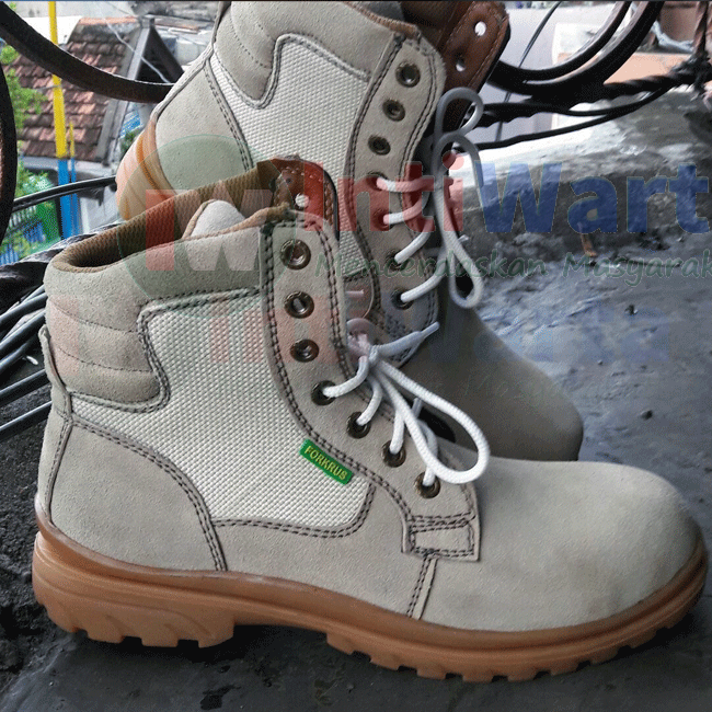 Boots Safety Bebas Model Bebas Warna