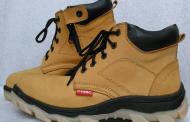 Semi Boots Masa Kini Model Berkelas