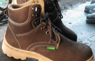 Sepatu Safety Semi Boots Trendy