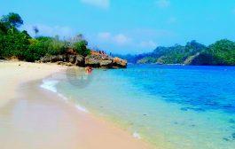 Tiga Warna Pantai Tanpa Sampah