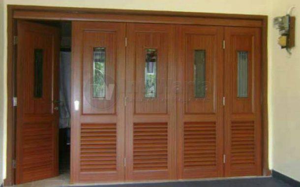 Kusen Pintu Buatan Indonesia