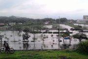 Wagub Jatim Pantau Banjir Di Porong