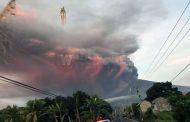 Letusan Gunung Agung Meningkat Warga Waspada