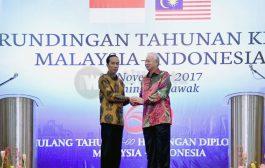 Indonesia Kokohkan Kerjasama Dengan Malaysia