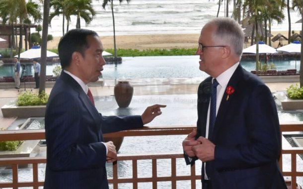 PM Australia Minta Indonesia Aktif Di Rakhine