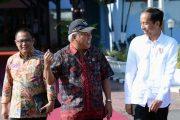 Jokowi Serahkan IPH Sosial Dan Sertifikat Tanah