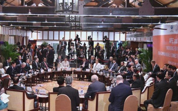 Jokowi Tekankan Sinergitas Kawasan
