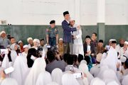 Jokowi Kunjungi Ponpes Ingatkan Persatuan
