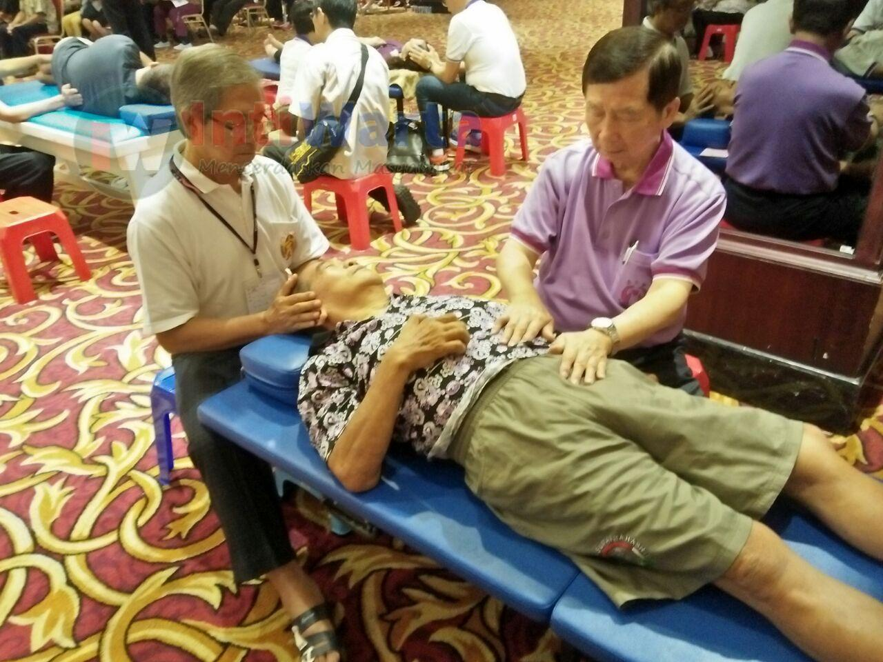 Terapi Longevitology Gratis Atasi Beragam Penyakit