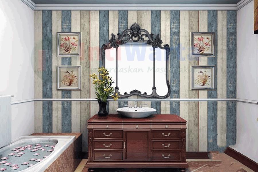 Wallpaper Dinding Motif Trendy Terbaru