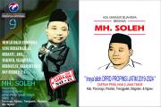 MH Sholeh Pastikan Kawal Aspirasi Warga Jatim