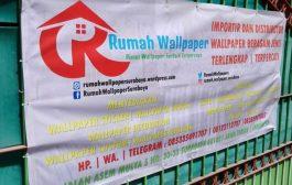 Rumah Wallpaper Pesatkan Bisnis Wallpaper