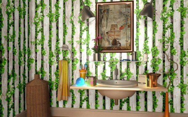 Rumah Wallpaper Surabaya Cerahkan Suasanamu