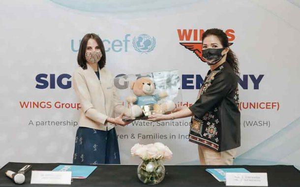 Wings Gandeng UNICEF Sediakan Sanitasi Era COVID-19